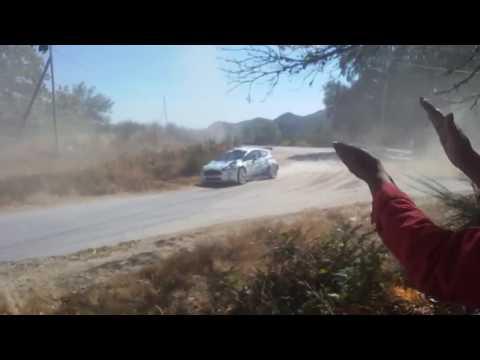Carlos Matos Rally Constalica 2017