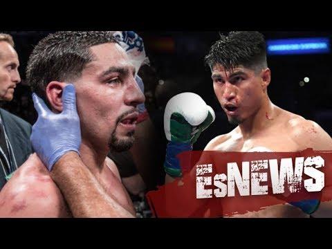 ((WOW)) Danny Garcia Answers Mikey Garcia Lets Do It -EsNews Boxing