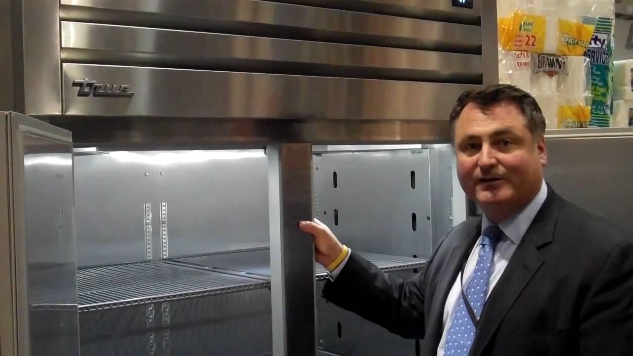 Nafem 2011 True Refrigeration New Spec Line Units