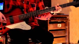 Download Marilyn Manson - Sweet Dreams (Are Made Of This) (Bass Cover) MP3 song and Music Video