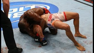 Every Americana Finish in UFC History