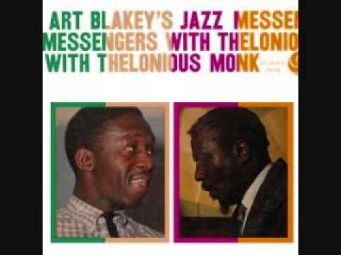 Art Blakey's Jazz Messengers With Thelonious Monk - Purple Shade