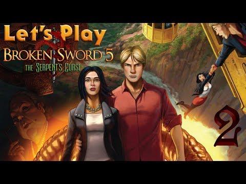 Broken Sword 5: The Serpent's Curse - Part 2 ◥ THINKERS, PHILOSOPHERS, REVOLUTIONARIES ◤