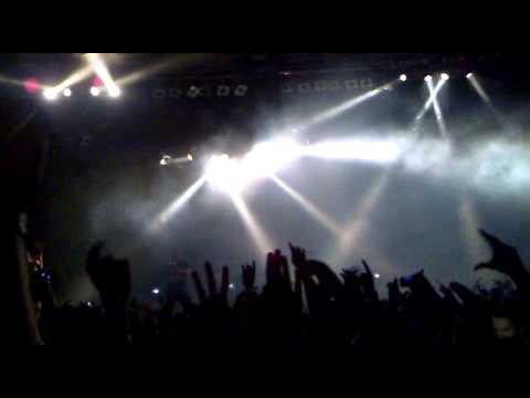 Knife Party @ Balaton Sound 2012.07.12 - Internet Friends - champagne shower by Gareth McGrillen