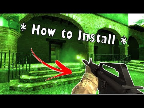 How To Install (CSGO Mod For CSS) Download | Working 2019