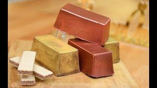 Altın Külçe Çikolata - Semen Öner - Yemek Tarifleri