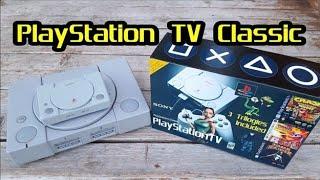 "PlayStation TV ""MOD"" PlayStation Classic Killer??"