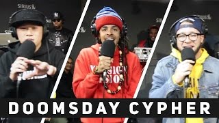 Doomsday Cypher: Andy Mineo, Dee-1, MC Jin [EDITED]