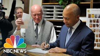 Deval Patrick Files To Appear On New Hampshire's 2020 Ballot   NBC News