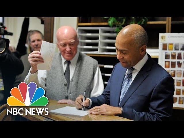 Deval Patrick Files To Appear On New Hampshire's 2020 Ballot | NBC News