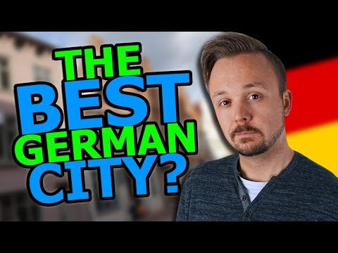 Which German City YOU Should Live In! 🏙️ The Best Cities In Germany: A Get Germanized Guide