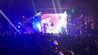 Look Back At It- A Boogie Wit Da Hoodie, live performance in Tampa Florida