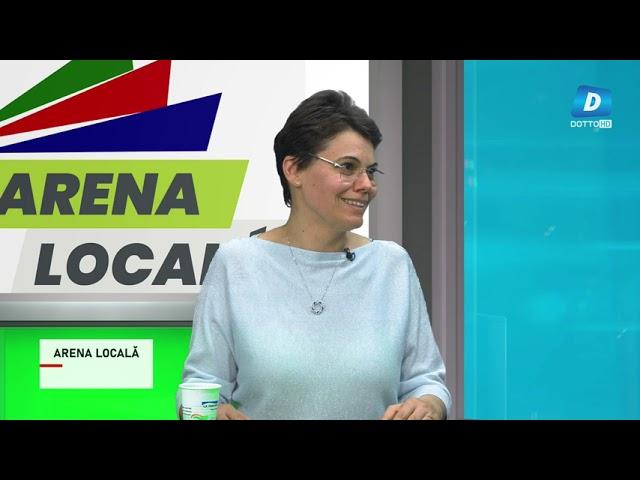 ARENA LOCALĂ - invitat Mioara Șincan | 28 Mai 2021