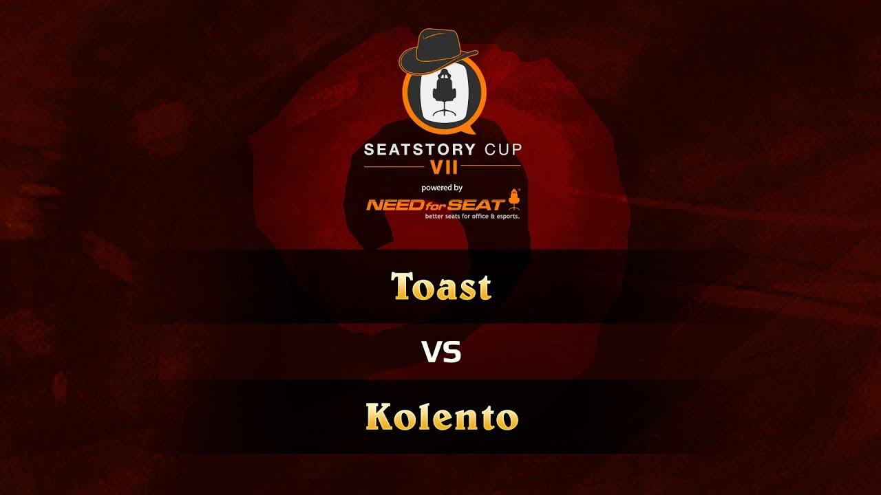 Toast vs Kolento, SeatStoryCup 7 Group Stage