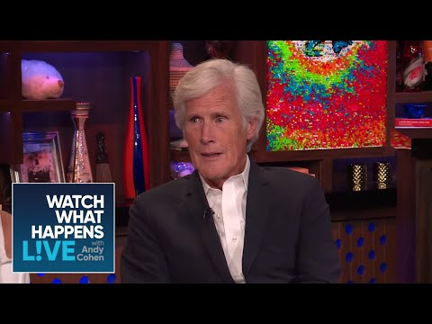 Keith Morrison On Stepson Matthew Perry | WWHL