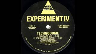 Experiment IV - Technodome [Rampage Mix]