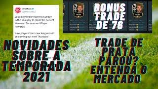 COMO FAZER TRADE - AULA 1/NOVIDADE SOBRE TEMPORADA 21/FIFA MOBILE