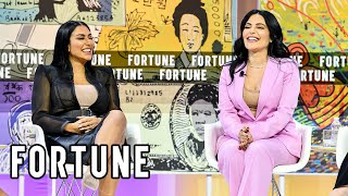 Huda and Mona Kattan Talk Female Leadership on the International Stage