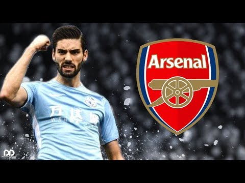 Yannick Carrasco - Welcome to Arsenal?! - Insane Goals/Skills/Assists