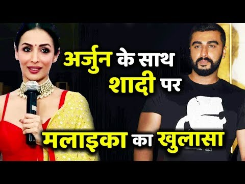 Malaika Arora Breaks Her Silence on Marrying Arjun Kapoor!