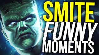 OSIRIS CRIT BUILD OP? - SMITE FUNNY MOMENTS