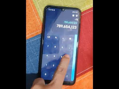 Smart Calculator On Android Phone Very Many Feature Function