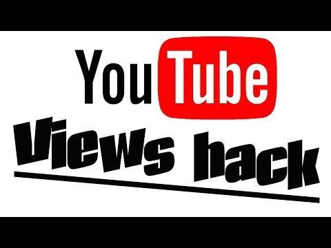 How to hack youtube Views and subscribers!!!!2017