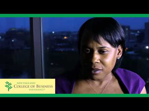 New England College of Business and Finance | Stacey Marlow 2013 NECB Graduate