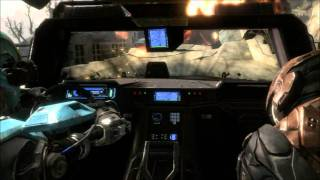 Hell by Disturbed Music Video Halo Reach