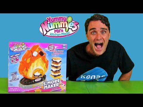 Yummy Nummies Mini Kitchen Magic Smores