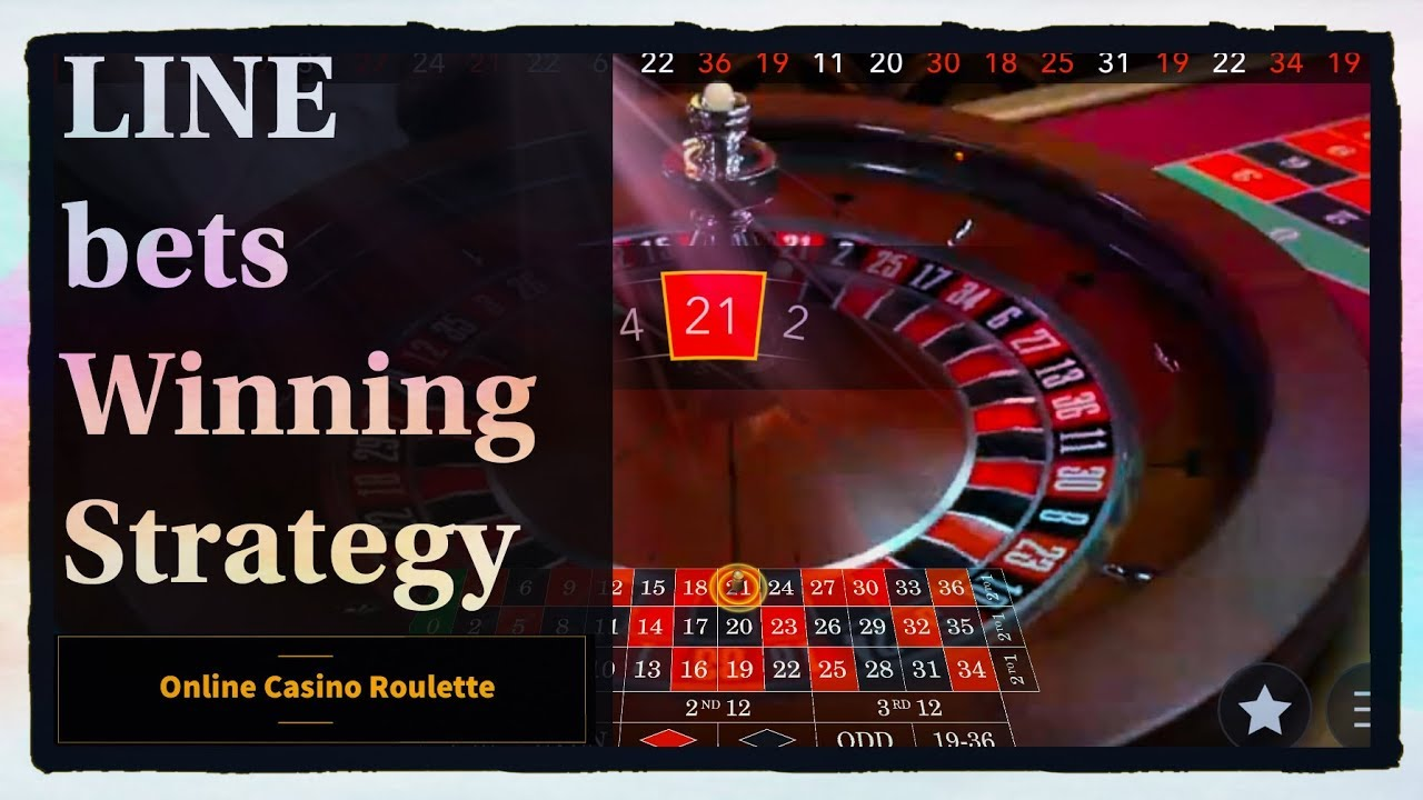 Line bets 5+1 strategy : Roulette WIN tricks: earn money ...