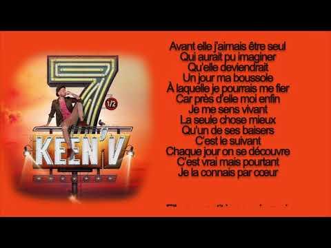 keen'v - elle a acoustique (video lyrics officielle)
