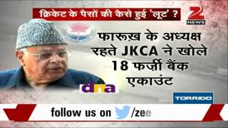 J&K govt smothers Farooq Abdullah