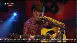 "ANTÓNIO GRAÇA ""Young Souls"" - Nilton - 5 Para a Meia Noite"