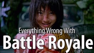 failzoom.com - Everything Wrong With Battle Royale