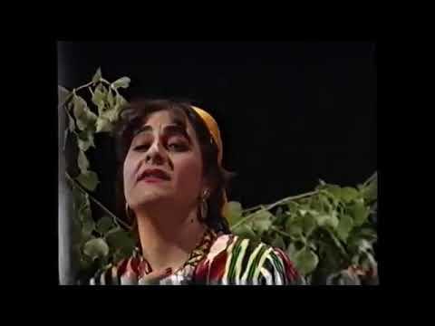 Песня из спектакля Аруси панч сума - Светлана Ниязова