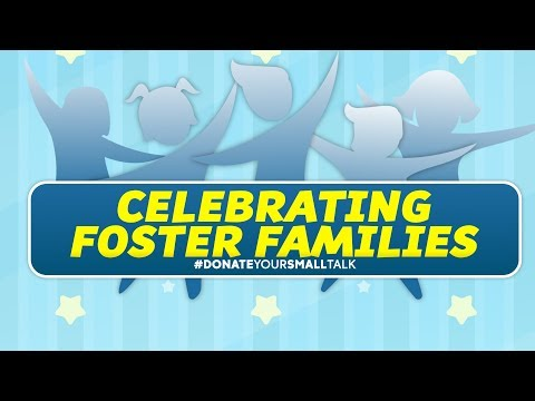 Ellen Celebrates Foster Families Changing the World