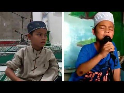 Suara Merdu Santri Hafal Al Qur'an Di Usia 8 Tahun Ini Kembali Bisa Dinikmati