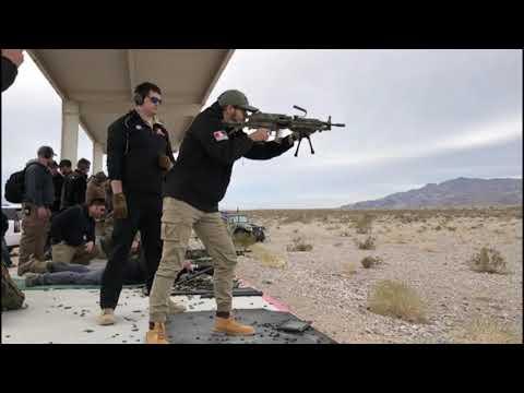 FN Minimi M249 Para - Full Auto