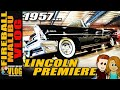 1957 #LINCOLN PREMIER Convertible!! FMV334
