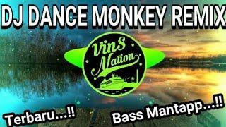 DJ SLOW DANCE MONKEY BASS BOOSTED REMIX | Nanda Lia