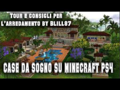 minecraft consigli per l'arredamento - youtube - Idee Arredamento Minecraft
