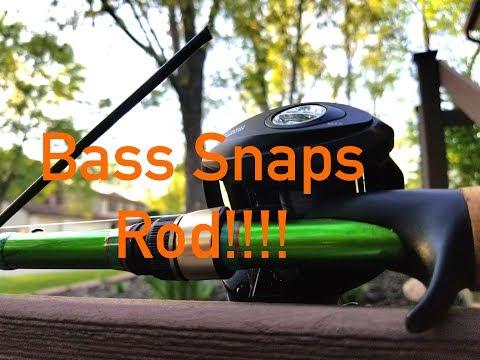 Carrot Stix Wild Wild Green Rod Snaps!!