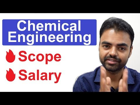 Scope Of Chemical Engineering In India, Salary, PSU Jobs, Future Hindi