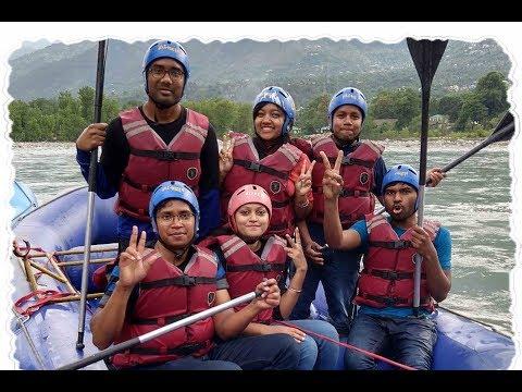 दिसोम दाड़ान River Rafting 🚣🏻 In Manali - Part 3 Ll SVSVLOGS
