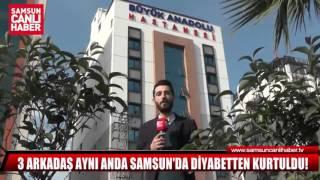 Samsunda Şeker Ameliyatı Oldular, Op.Dr.Kerim Güzel