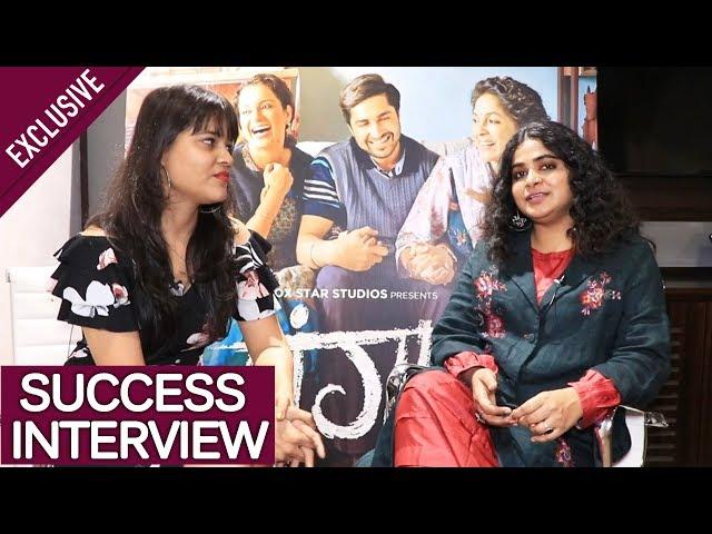 Ashwiny Iyer Tiwari Exclusive Interview   PANGA Success   Kangana Ranaut