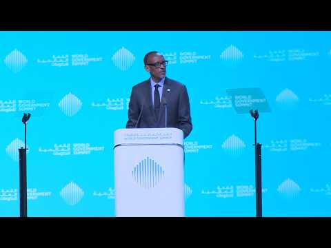 World Government Summit | Keynote address by President Kagame | Dubai, 12 February 2019