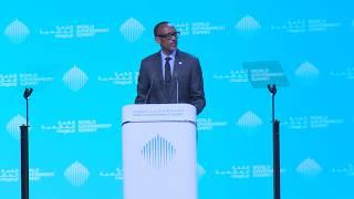 World Government Summit | Keynote address by President Kagame | Dubai, 12 February 2019