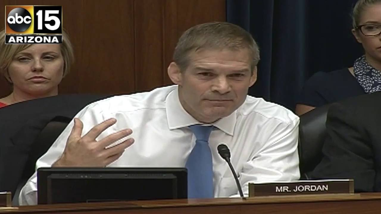 OUCH! Rep. Jim Jordan hammers James Comey over Hillary Clinton e-mail investigation